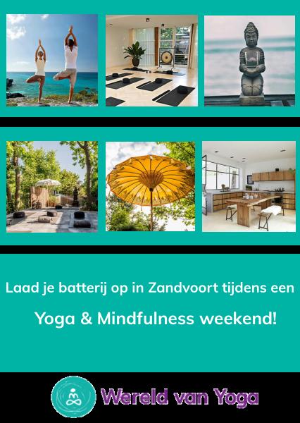 Yoga & Mindfulness weekenden