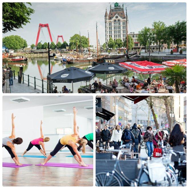 Rotterdam Oude Haven, De Meent