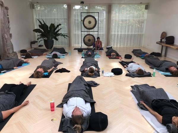 Yoga Nidra - Workshop Yoga voor bedrijven