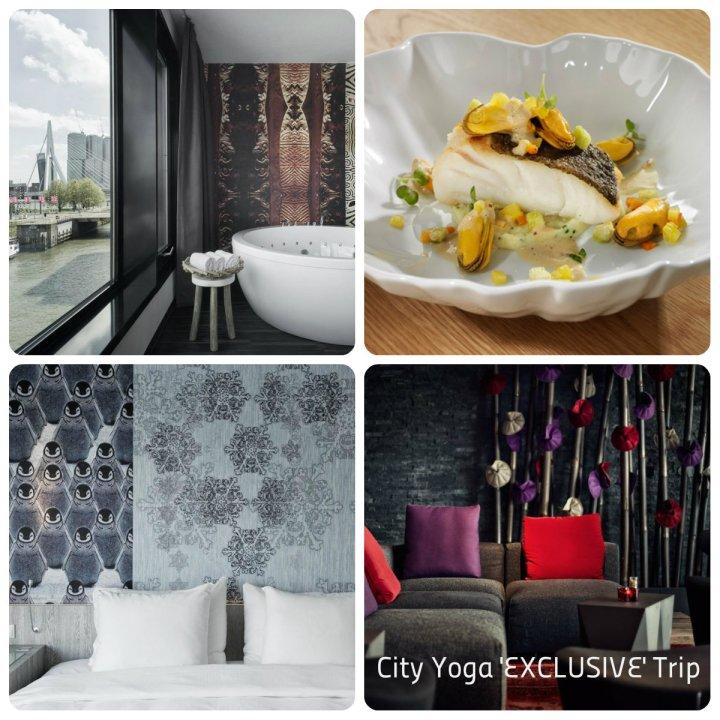 Exclusive Yoga City Trip Rotterdam - Taste of Yoga