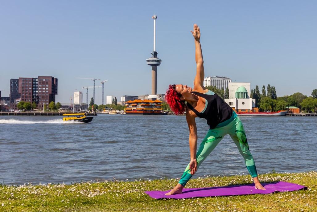 Taste of Yoga - Charloisse Hoofd
